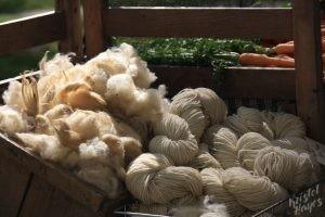 Portland Farmers Market: Yarn