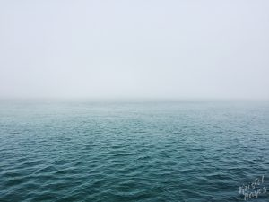 Isle of Staffa: Foggy Boat Ride