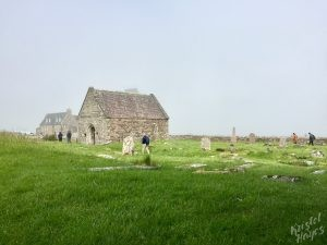 St Oran's Chapel