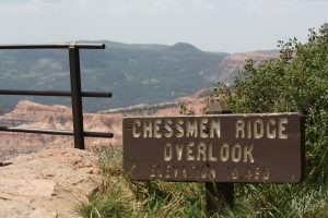 Cedar Breaks National Monument: Chessemen Ridge Overlook