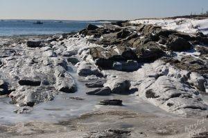 Frozen Kettle Cove