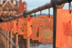 Oban: Handprints on Display