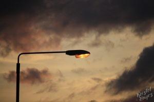 Oban: Street Lamp