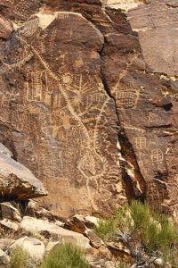 Parowan Petroglyphs