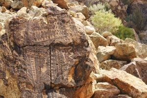 Parowan Petroglyphs: So many stories