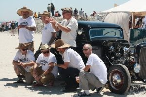 Race of Gentlemen - Burbank Choppers