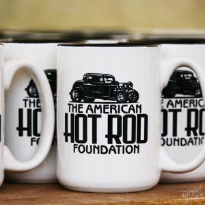 The Race of Gentlemen Pismo: AHRF Mugs