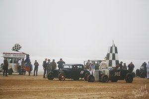 The Race of Gentlemen Pismo: Cedric Meeks vs Jame Stormes Starting Line