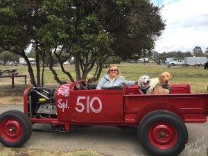 The Race of Gentlemen Pismo: Jenny Sparks in her Dad's RPU