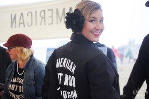 The Race of Gentlemen Pismo: Lainie Modeling AHRF Jacket