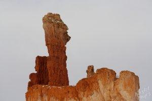 Bryce Canyon Hoodo View