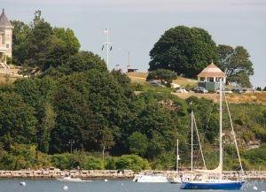 Fort Allen Park Portland Maine