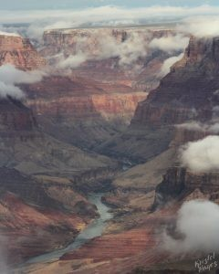 View of the Grand Canyon