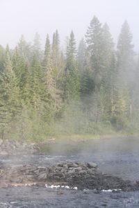 Allagash River Mist