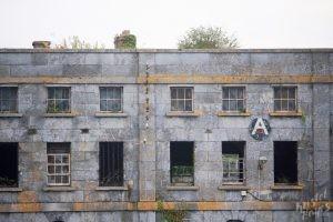 A Block, Spike Island-Cork Harbour, Ireland