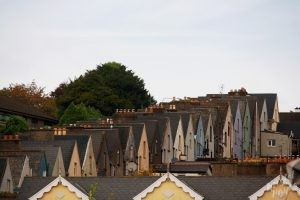 Backside of The Deck of Cards-Cobh, Ireland