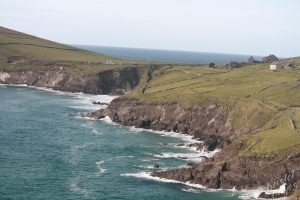 Beautiful Dingle Peninsula Coastline, Ireland