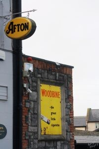 Carlow Shop Signs-River Barrow, Ireland