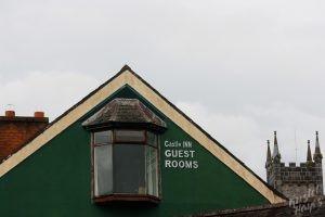 Castle Inn Roofline Kilkenny, Ireland