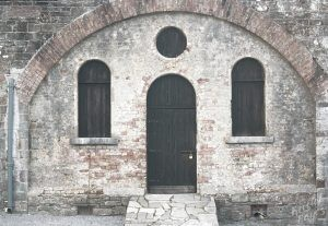 Charles Fort Architecture-Kinsale, Ireland