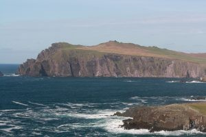 Cliffs Along Dingle Peninsula, Ireland