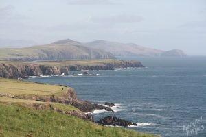 Coastline Along Dingle Peninsula, Ireland
