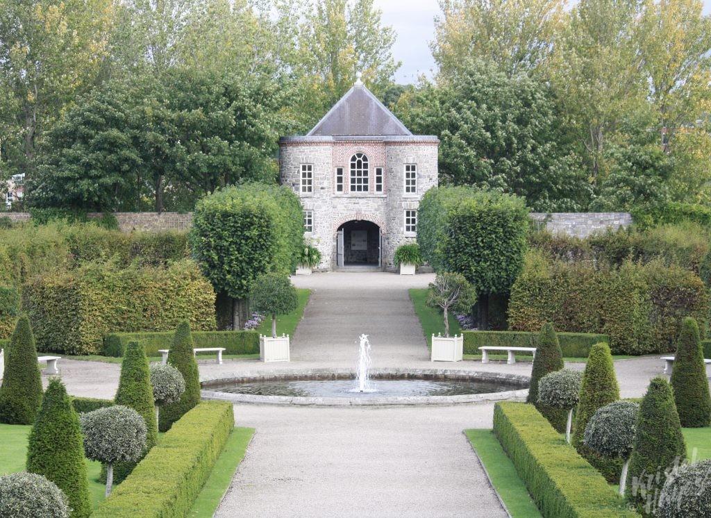 Garden House at Royal Hospital Kilmainham, Dublin