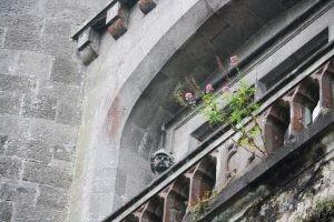 Kilkenny Castle Balcony - Ireland