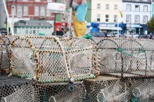 Lobster Pots Cork Harbour-Cobh, Ireland