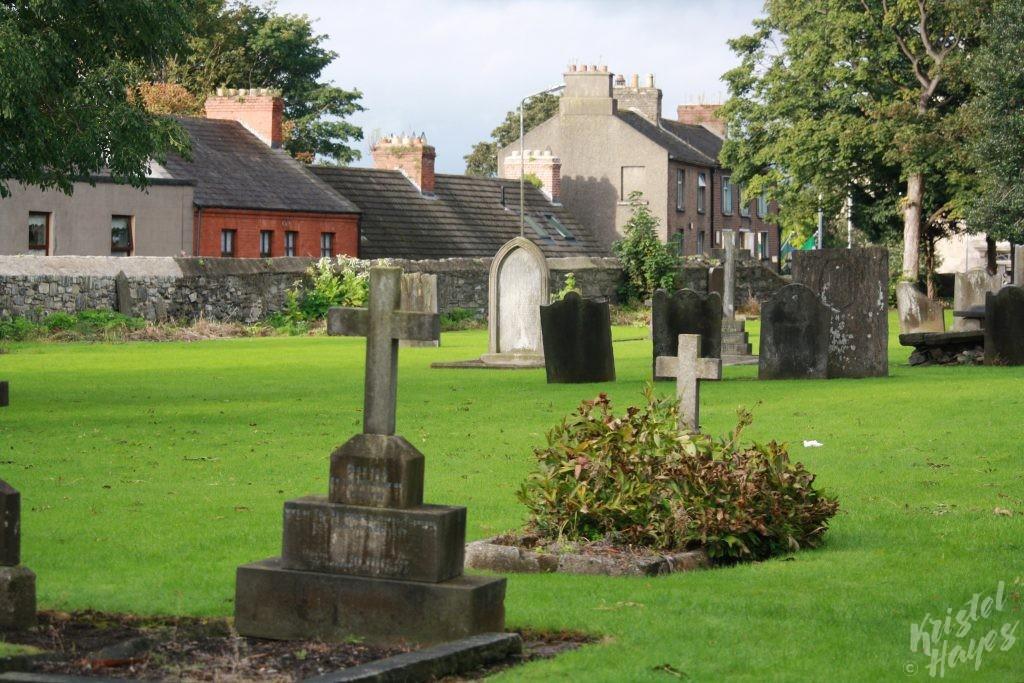 Officers' Burial Ground Near IMMA, Dublin