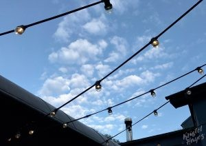 Pub Deck-Kinsale, Ireland