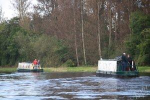 River Barrow Narrow Boats, Ireland