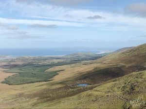 View From Conor Pass-Dingle Peninsula, Ireland