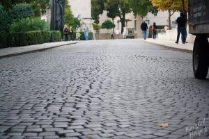 Cobblestone Streets, Split Croatia