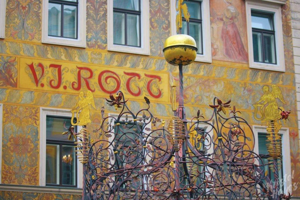 VJ Rott Building, Prague